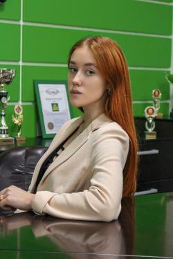 Буныгина Дарья Андреевна