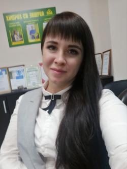 Стрелкова Валентина Андреевна